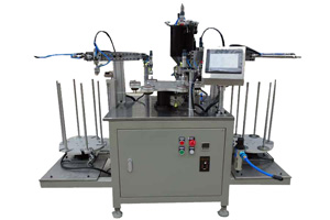Full-Auto back glue machine
