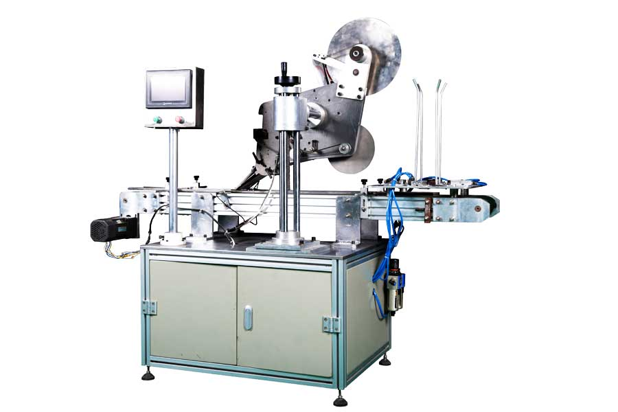 Labeling machine one